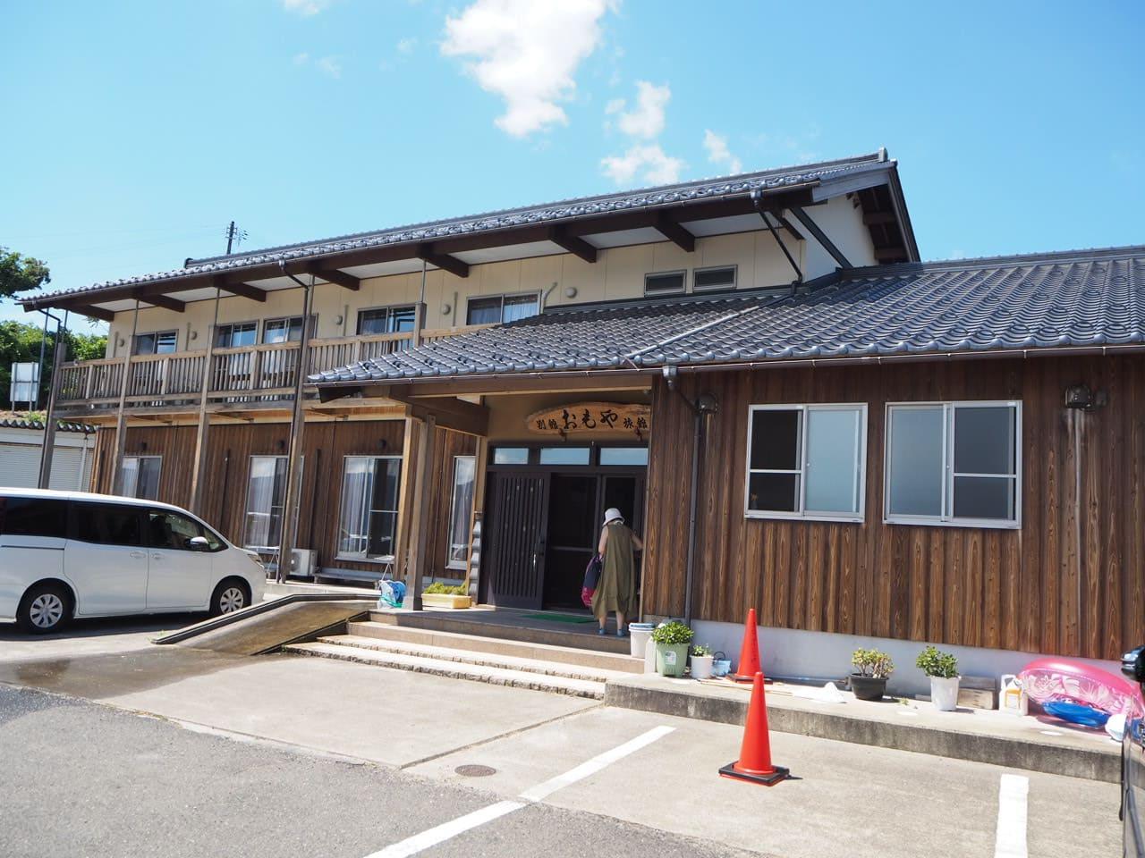 水島周辺の旅館