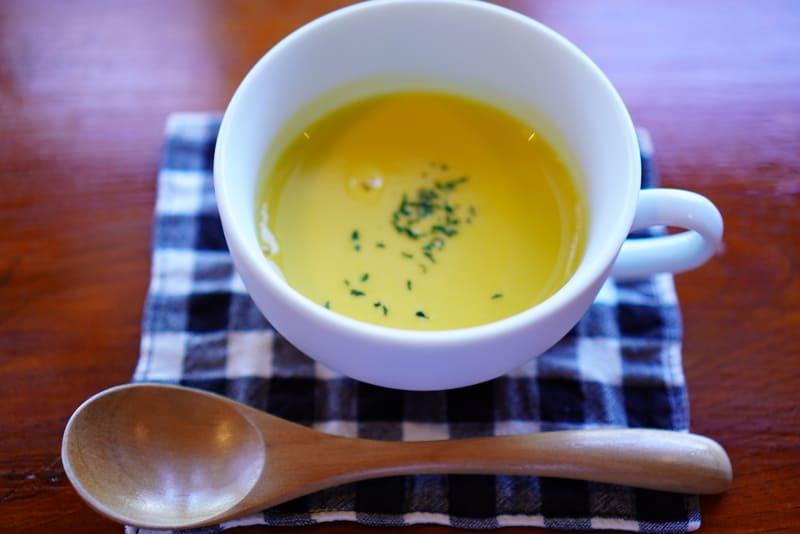 ハコテアコのスープ