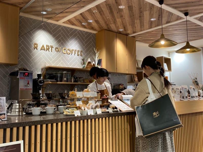 R ART OF COFFEE