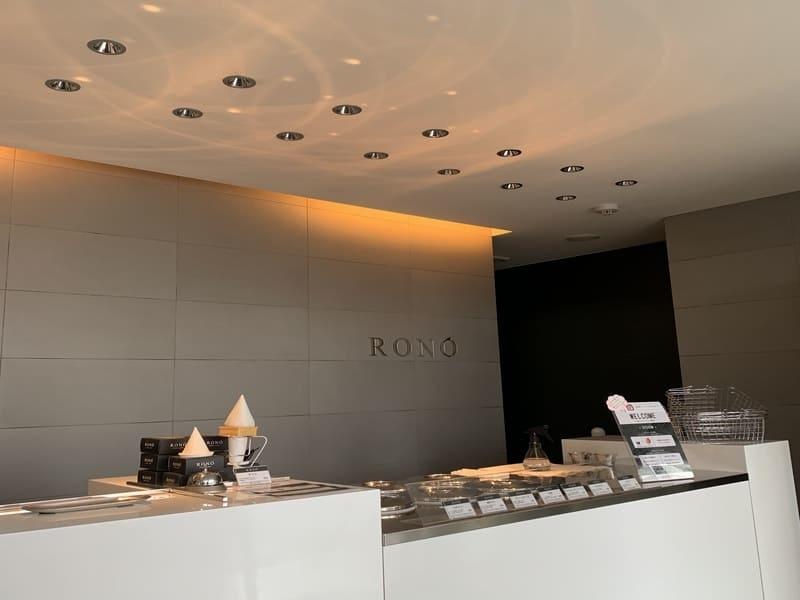 RONOの店内